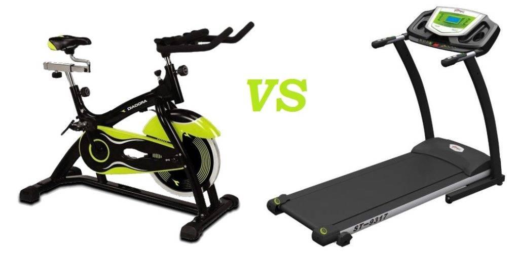 Что лучше беговая дорожка или велотренажер: плюсы и минусы