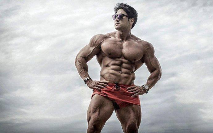 Чул сун - бодибилдинг корея, как тренируется, чем питается
