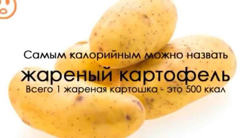 Картофель варёный — калорийность (сколько калорий в 100 граммах)
