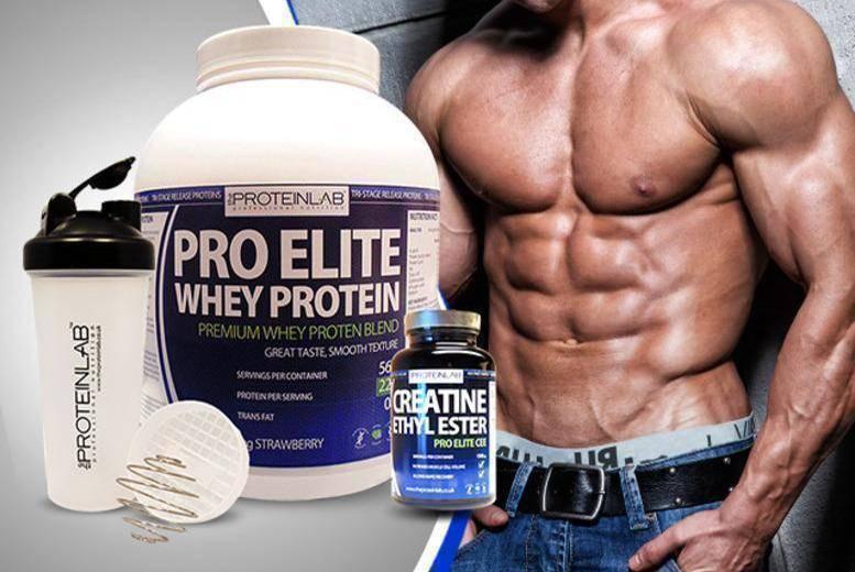 Лучший протеин