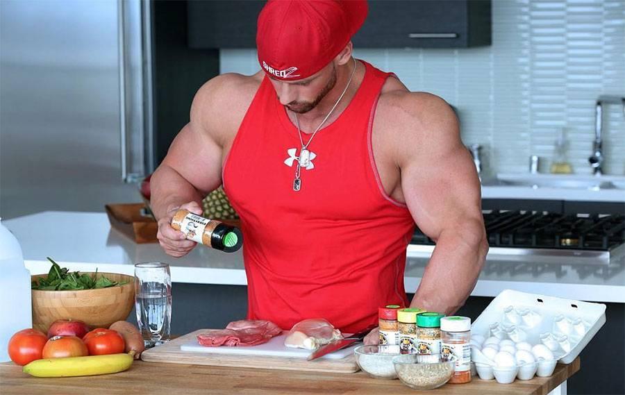 Блюда для бодибилдеров рецепты - спорт и питание