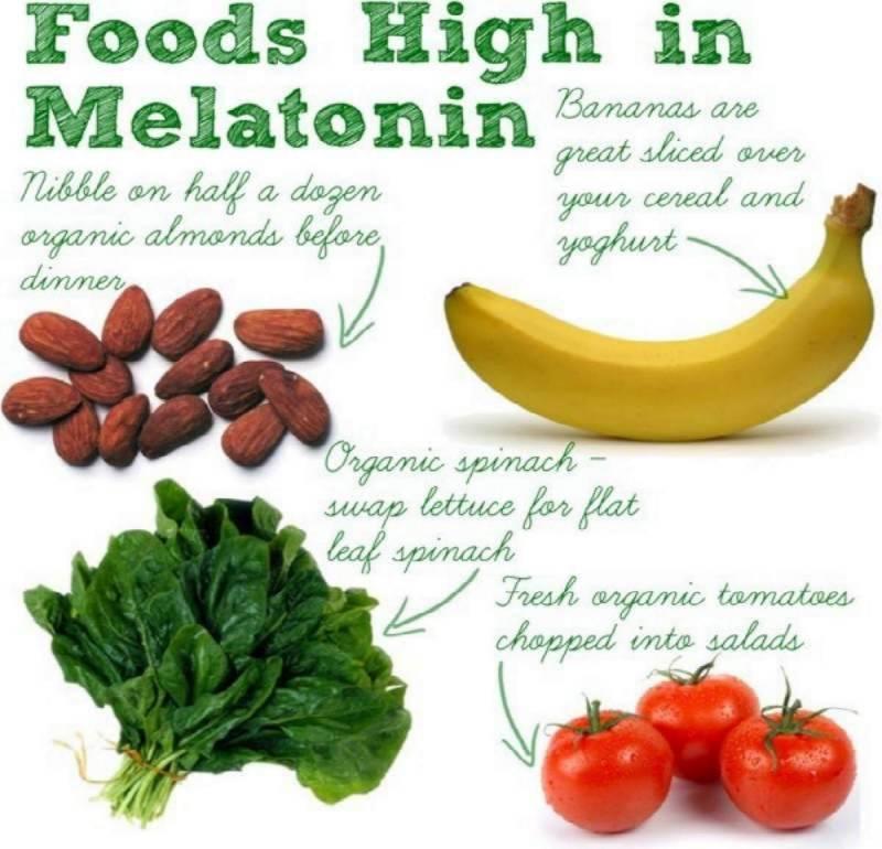 В каких продуктах содержится меланин: список продуктов богатых меланином