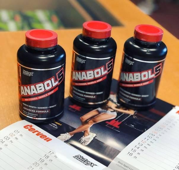 Anabol 5 от nutrex