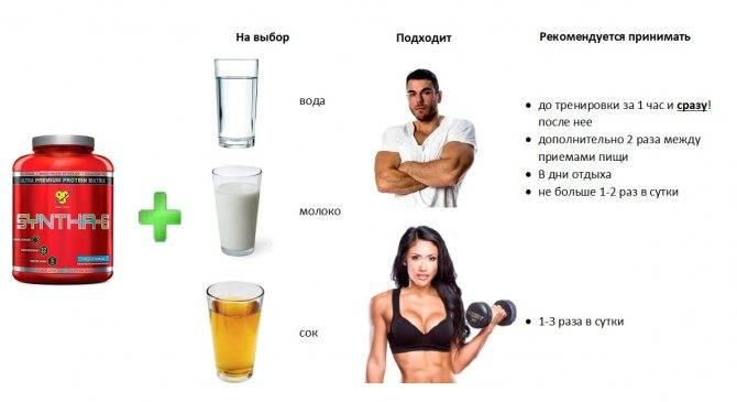 Время потребления белка после тренировки: важно или нет?