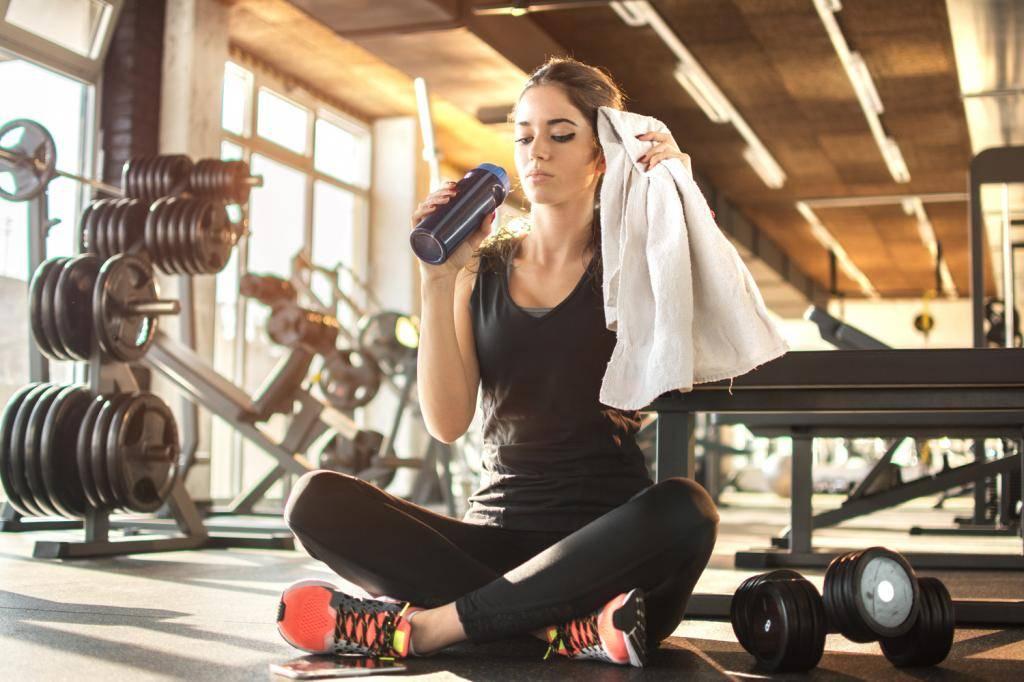 Тренировка после долгого перерыва - как начать | the base