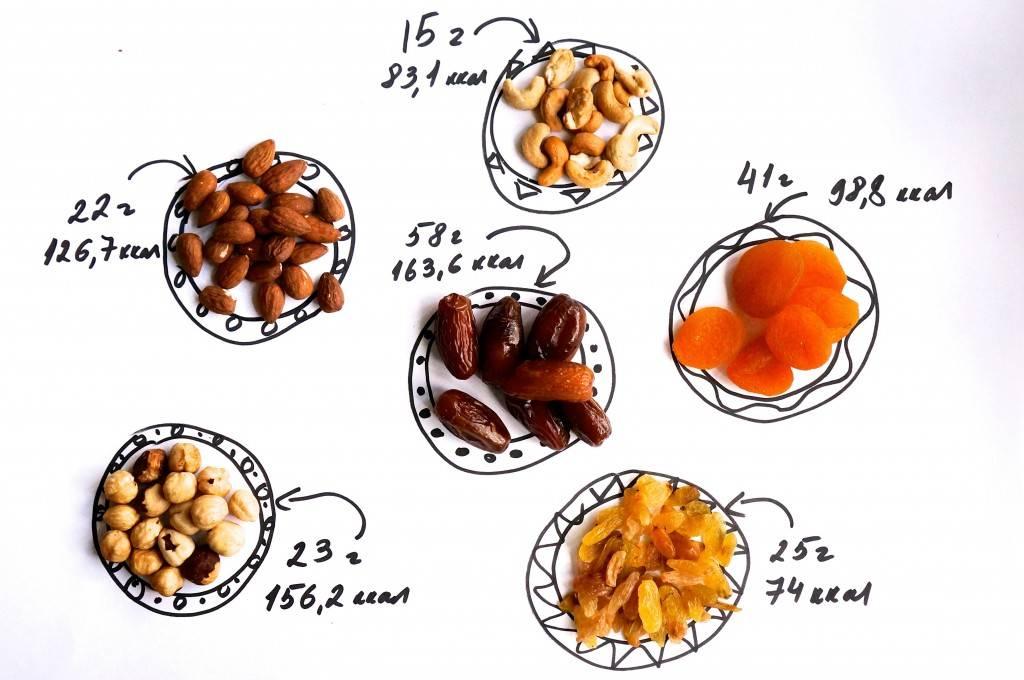 Какие орехи можно есть на диете, рекомендации для похудения на грецких орехах