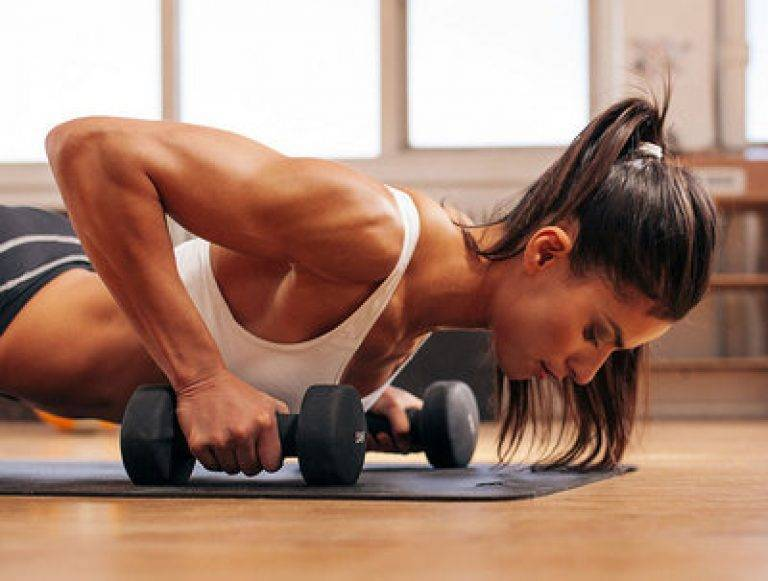 Фитнес старт - программа тренировок для девушки-новичка