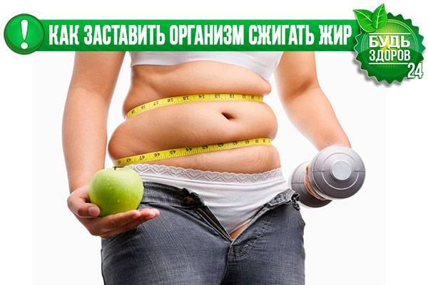 11 способов избавиться от жира на животе