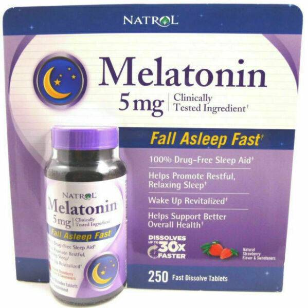 Мелатонин — гормон сна