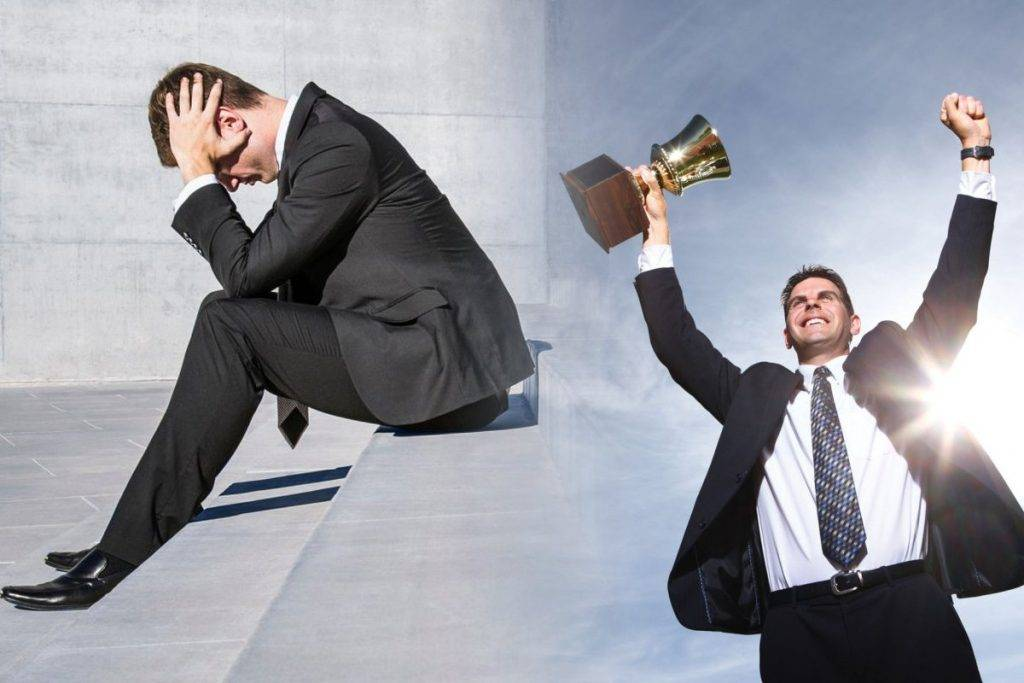 7 способов мотивировать себя после неудачи