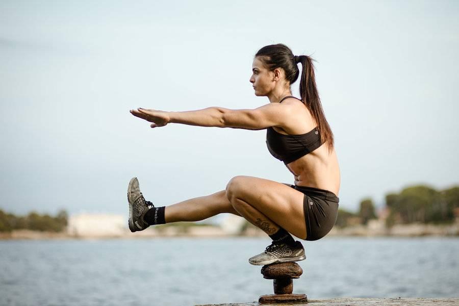 Кроссфит для девушек – программа и принципы тренировок