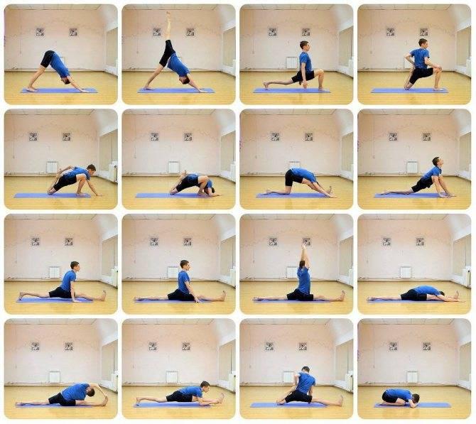 Как сесть на шпагат быстро. как научиться садиться на шпагат   wolf workout