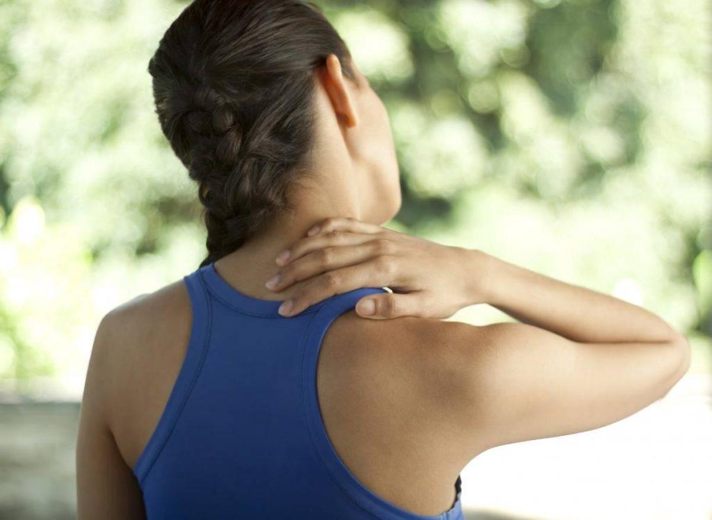 Боль в спине между лопатками: причины почему болит, лечение жжения - красота и здоровье