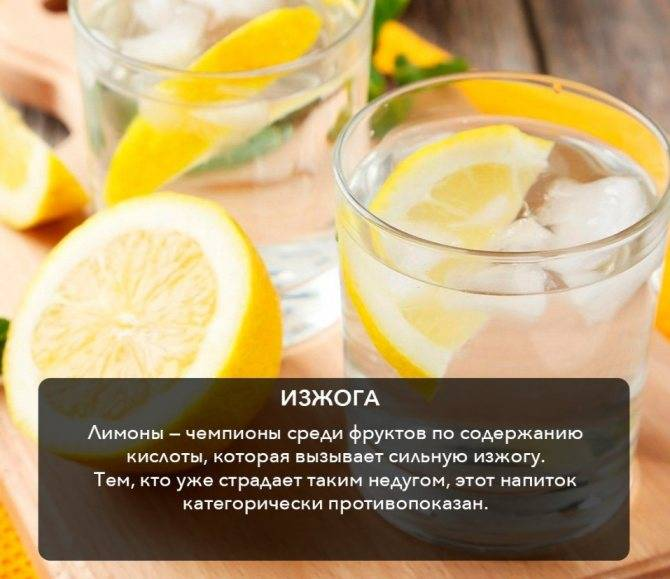 Вода с лимоном для похудения: отзывы, рецепты приготовления
