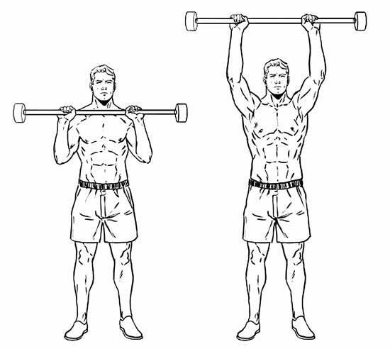 Армейский жим, швунг жимовой, швунг толчковый — в чем разница, техника выполнения с гирей!atletizm hd 04:25