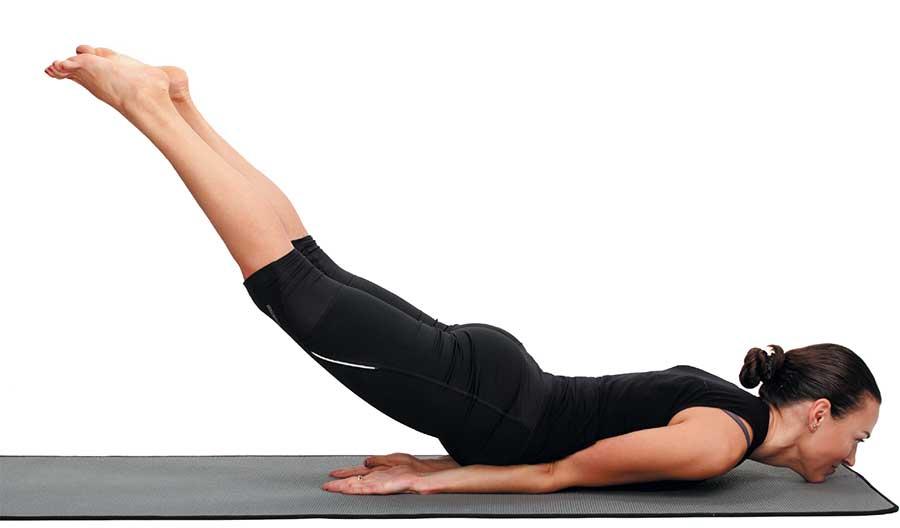 Комплекс упражнений для укрепления мышц спины и позвоночника