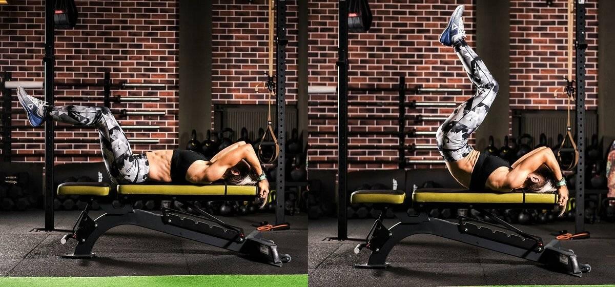 Обратные скручивания: техника и преимущества упражнения