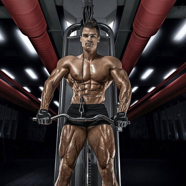 Денис гусев – главная фигура «men's physique» россии