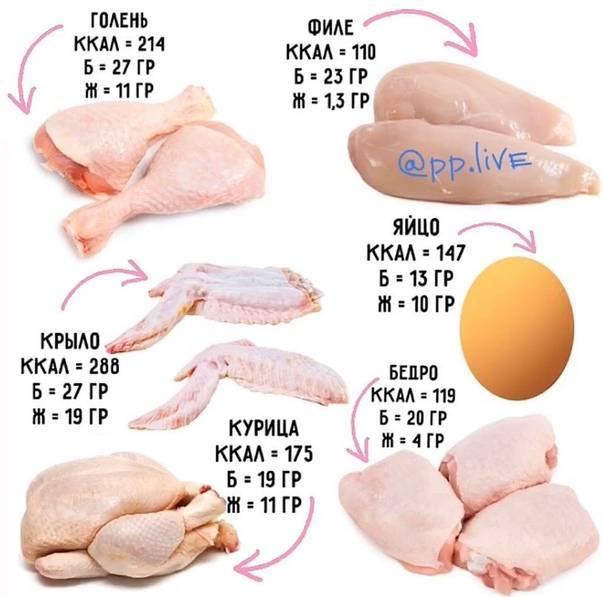 Куриные крылышки - состав и показатель калорийности, советы по выбору; рецепты из вкусных крылышек