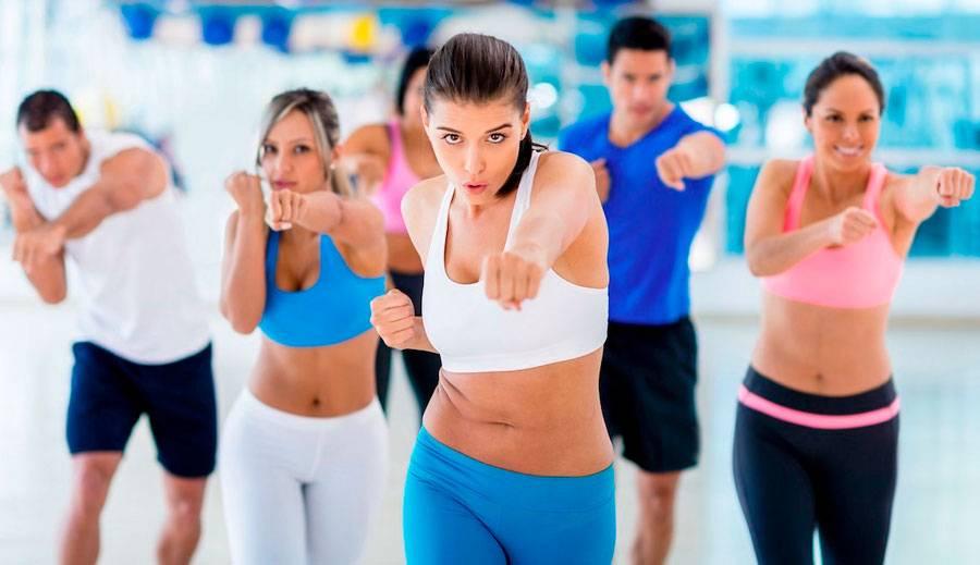 Что дают женщине регулярные занятия фитнесом?   красота и здоровье