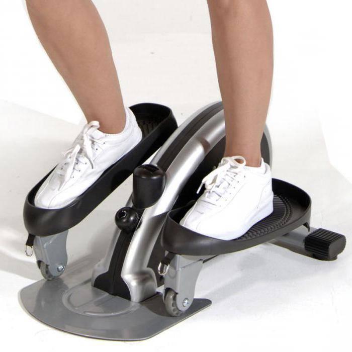 Степпер для похудения: упражнения и отзывы