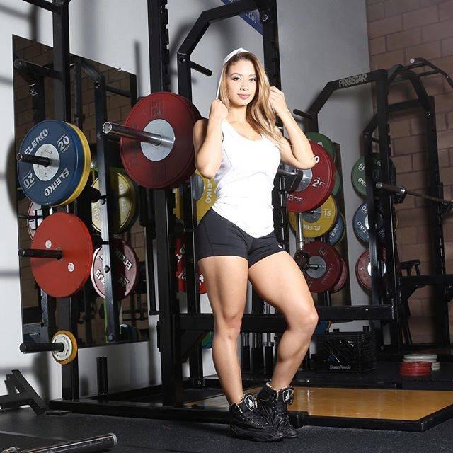Известные фитнес-модели: фото, ия остергрен, инстаграм - 24сми