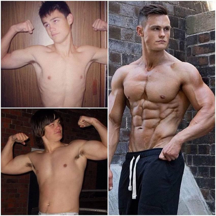 Как набрать массу тела худому парню: программа тренировки и рацион питания по дням