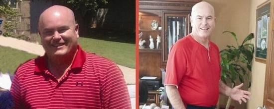 От улыбки худеется быстрей: 16 до и после похудения от братьев наших меньших