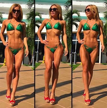 Фитнес-бикини. питание перед бикини - соревнованиями vs. | фитнес для похудения