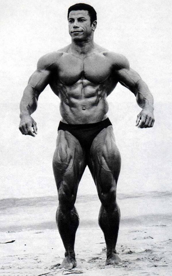 Декстер джексон: тренировки и питание легенды бодибилдинга