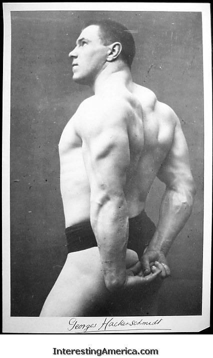 «русский лев» и «гений силы»: каким был георг гаккеншмидт — тестостерон