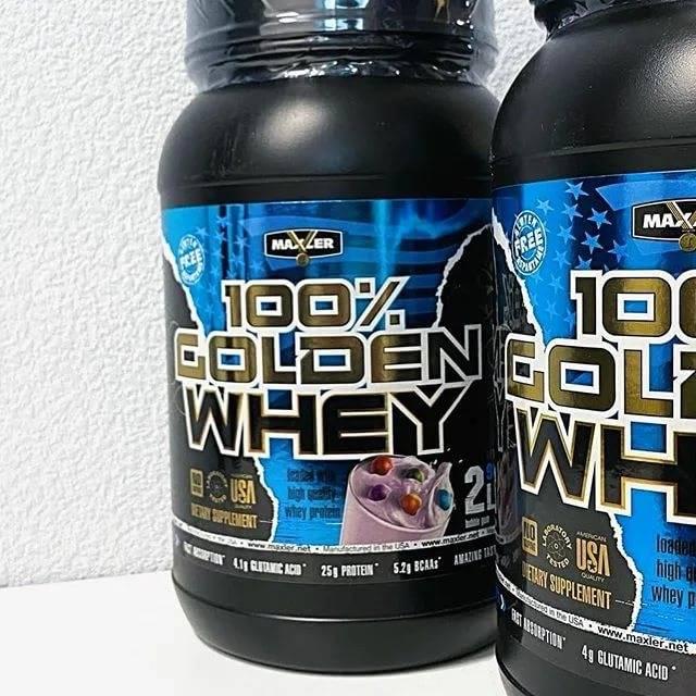 Golden whey протеин противопоказания