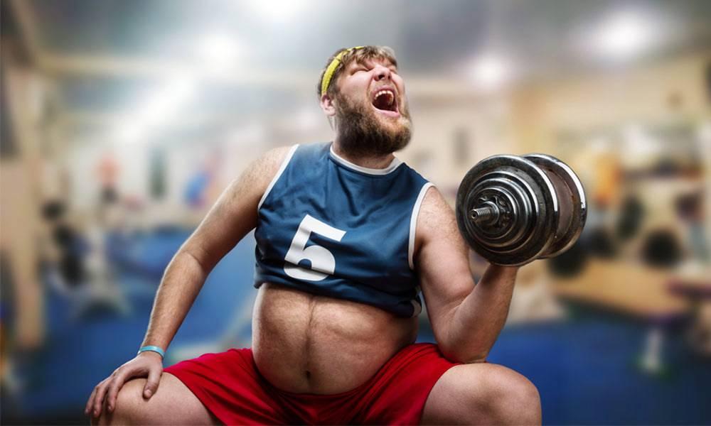 Тяжелая атлетика превращает жир в мышцы: советы по фитнесу, от которых больше вреда, чем пользы
