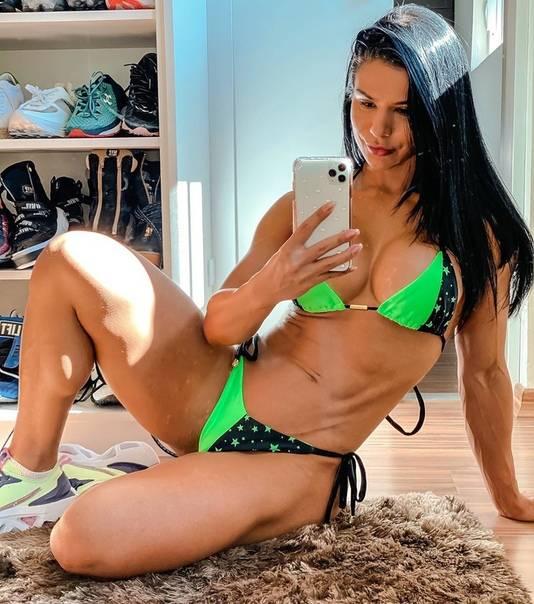 Eva andressa vieira – подкачанная попка, подборка фото и видео