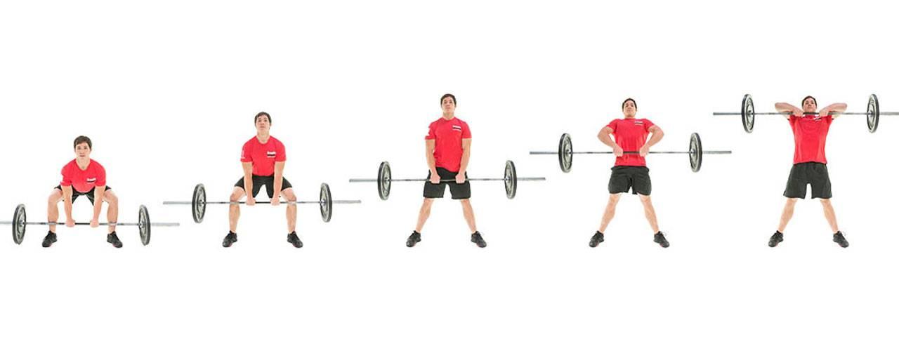 Становая тяга со штангой: виды становой тяги, техника выполнения, отзывы