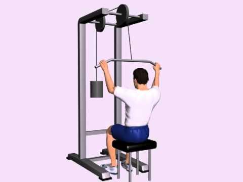 Расширение костяка плеч: упражнения, техника выполнения, фото - tony.ru