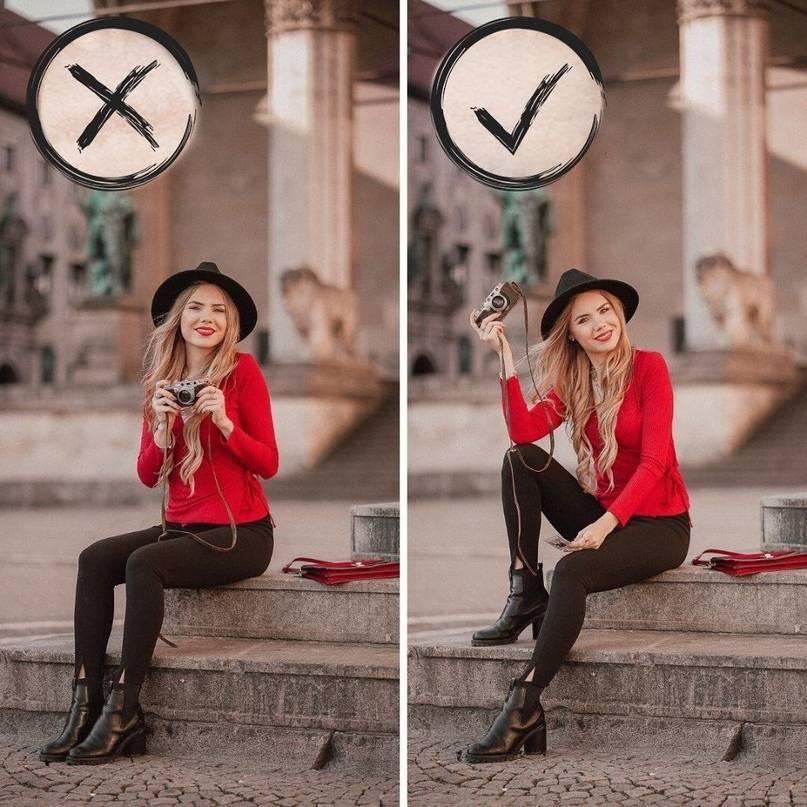 Как выглядеть худее на фото? 12 трюков, которые сделают вас стройнее