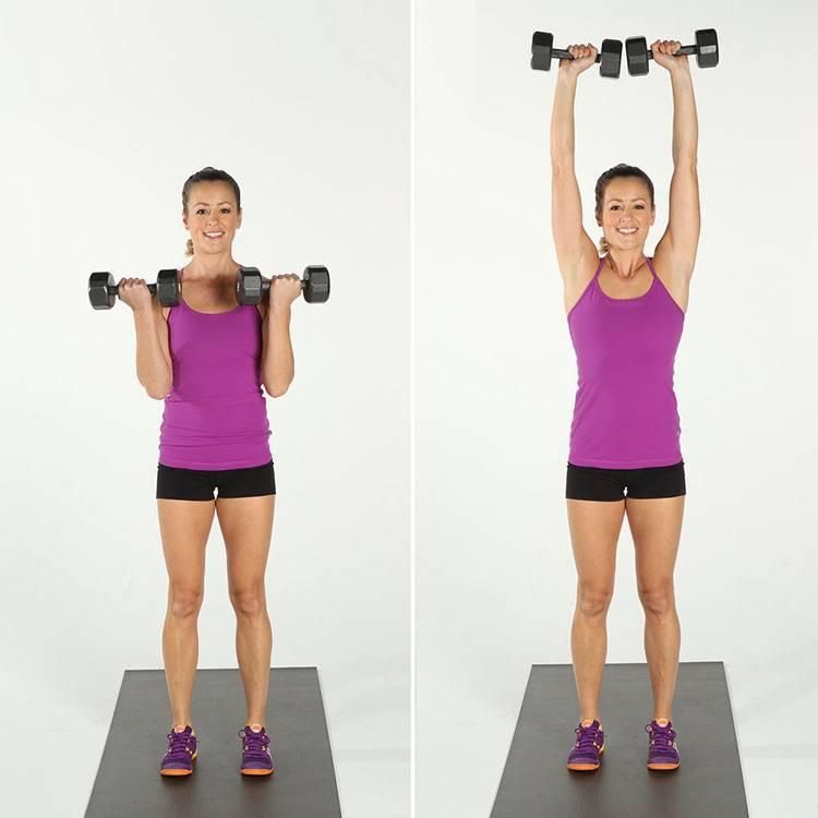 Комплекс жиросжигающих упражнений для девушек и женщин для эффективного похудения