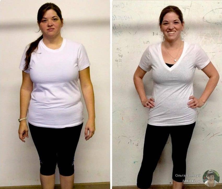 На сколько можно похудеть за месяц на правильном питании