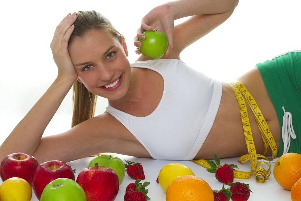 Правильное фитнес питание для похудения | proka4aem.ru