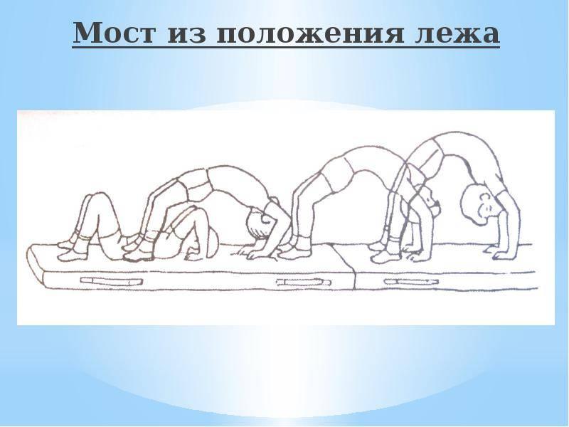 Гимнастический мостик