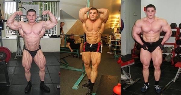 Алексей лесуков - биография, фото, тренировки и питание бодибилдера