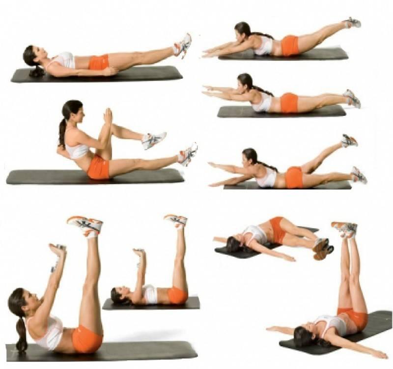 Сколько времени нужно, чтобы накачать пресс, и какие упражнения нужны для плоского живота