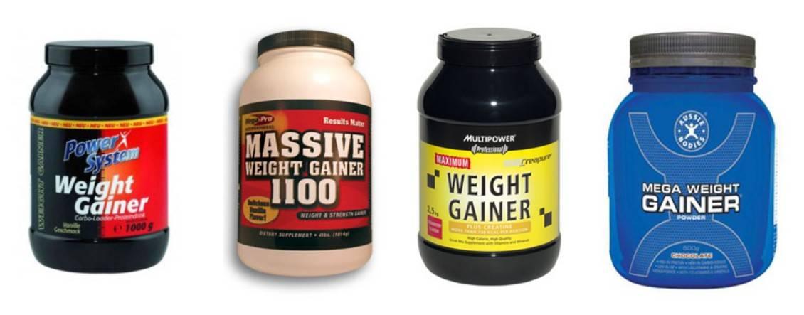 Гейнеры для набора мышечной массы – «железное тело» или вред для организма?