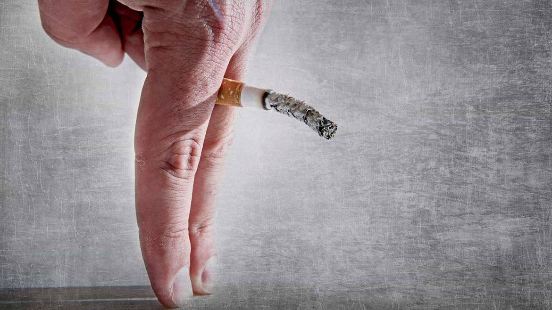 Как курение влияет на спортсмена?