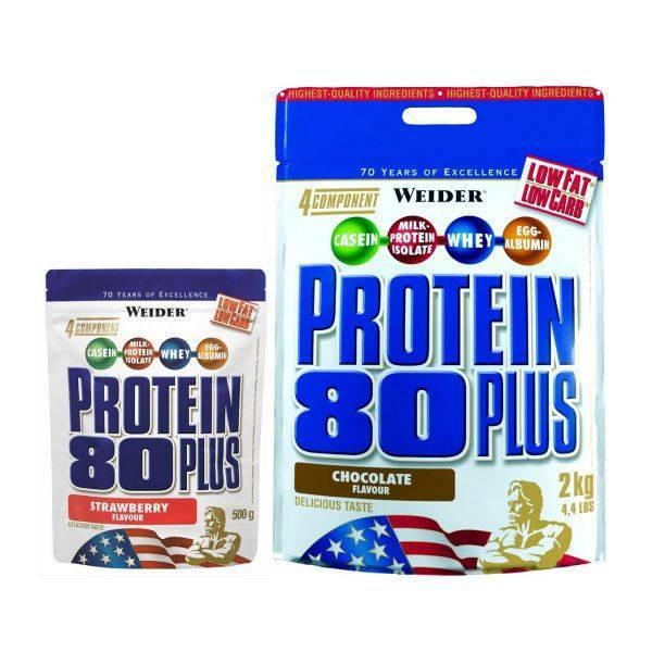 Отзывы на weider protein 80 plus 2 кг