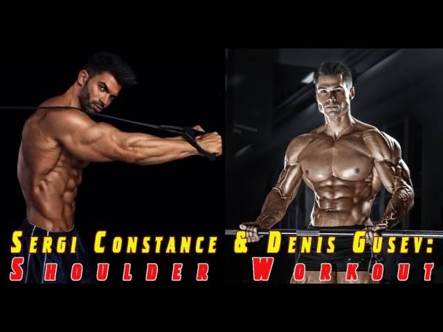 Сержи констанс: тренировки, питание и параметры