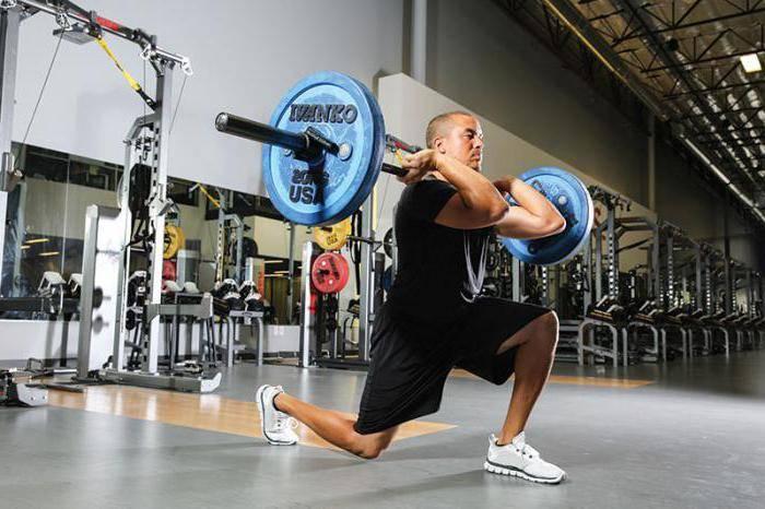 Комплекс упражнений на ноги в тренажерном зале - всё о спортивных тренировках