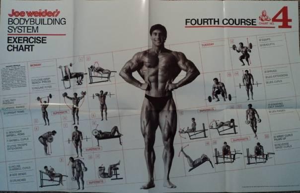 Джо вейдер - система строительства тела (глава 28 тренировочные принципы по вейдеру) » фатальная энергия