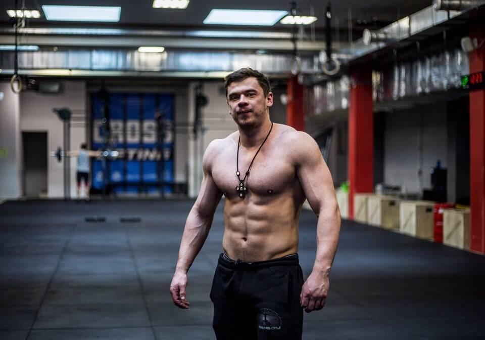 Иван красавин: биография фитнес-блогера